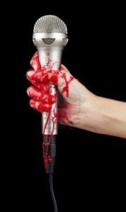microfono sangue