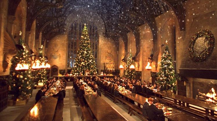 Natale a Hogwarts