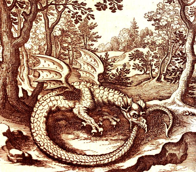 Il fantasy dalla coda: chi èl'autore?
