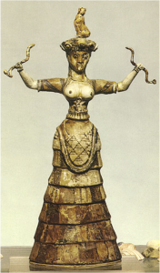 woman-with-snakes